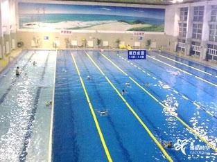 空军指挥学院游泳馆