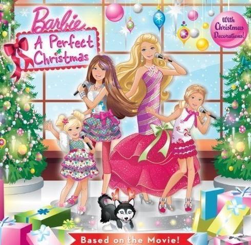 芭比之完美圣诞节 动画片梦想豪宅 在线观看 好看的圣诞国语仙子