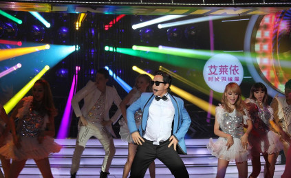 江南style舞蹈教学分解动作视频
